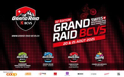 Grand Raid BCVS 2021 – Ouverture des inscriptions