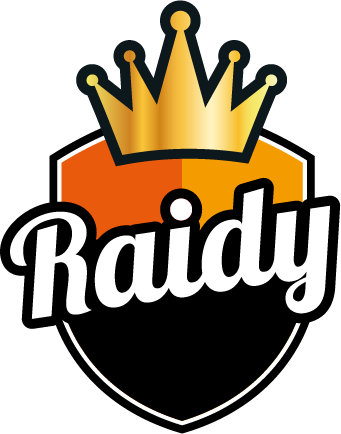 Logo Raidy